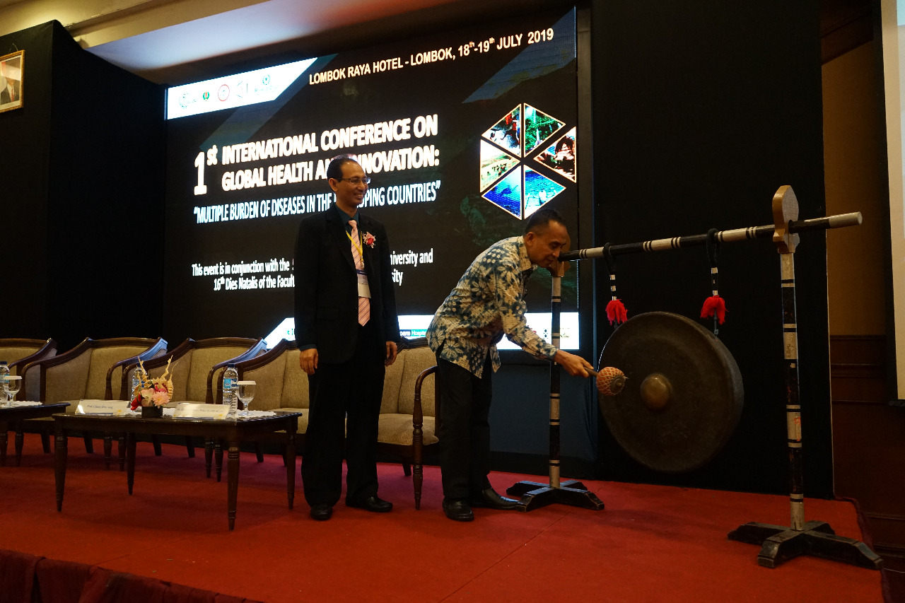 International Conference on Global Health Angkat Tema  Ragam Beban Penyakit di Negara Berkembang