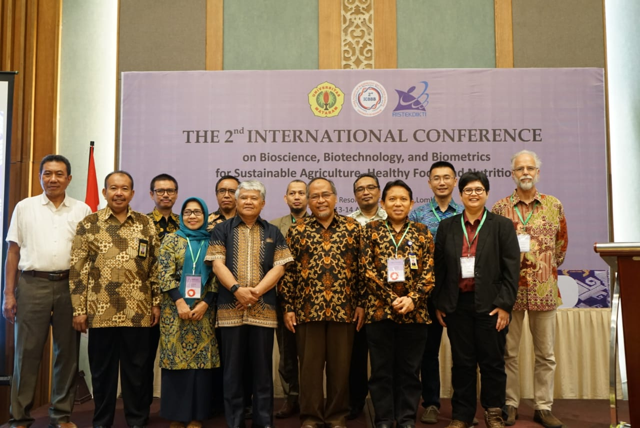 Perkuat Hasil Riset, Unram Gelar Konferensi International